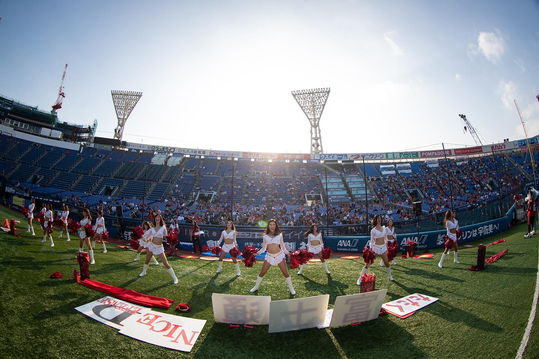 Cheerleaders' Power