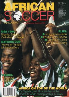 AFRICAN SOCCER 1993.09